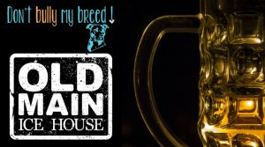 Paws & Pints @ Old Main Ice House